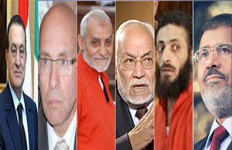 """بـ""""المشدد"""" و""""الإعدام"""".. القضاء يسدل الستار على أبرز 10 قضايا في السنوات الأخيرة"""