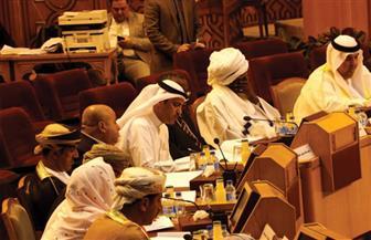 """""""السلمي"""" يؤكد مساندته لجهود تنقية الأجواء العربية والتصدي للإرهاب في المنطقة"""