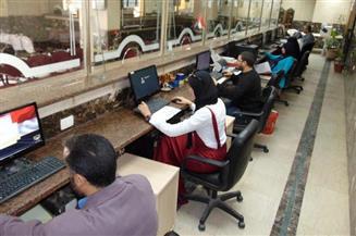 استئناف العمل بالمركز التكنولوجي لخدمة المواطنين في مطروح بعد توقف أربعة شهور