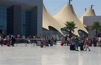 مطار الغردقة يستقبل غدًا أول رحلة طيران مباشرة قادمة من لبنان