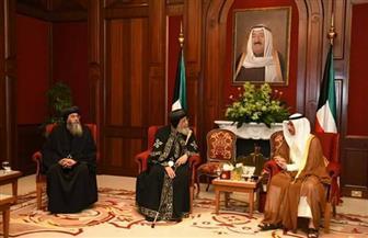 البابا تواضروس يزور مجلس الأمة الكويتي ودار الأوبرا