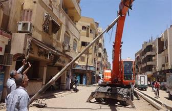"""استعدادًا لعيد الفطر.. """"نظافة القاهرة"""" تراجع إنارة المناطق المحيطة بالمساجد"""