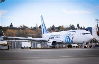 وفد مصر يستعد لإجراء رحلة تجريبية للطائرة الجديدة