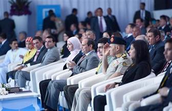 """بدء جلسة """"محاكاة مراحل الاقتصاد المصري"""" خلال المؤتمر الوطني للشباب بالإسماعيلية"""