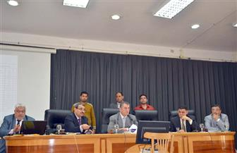 """محافظ كفر الشيخ يكلف بإقامة معرض """"أهلا رمضان"""" والمجلس التنفيذي يوافق على توصيل الغاز"""