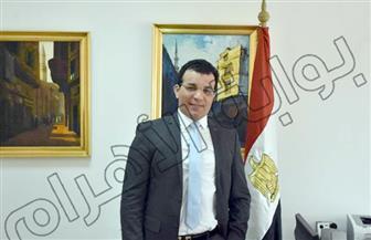 حاتم ربيع أمينًا عامًا للمجلس الأعلى للثقافة خلفًا لهيثم الحاج علي
