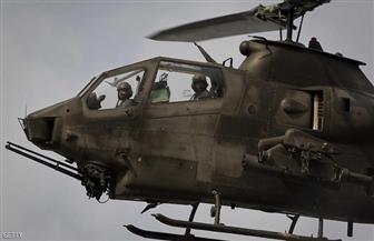 تحطم مروحية عسكرية أردنية في طلعة تدريبية شرقي عمان