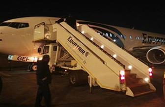 انتهاء وفد مصر للطيران من إجراء اختبارات الطائرة الثالثة الجديدة بنجاح