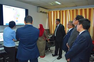 تعاون مصري - صيني للتأقلم مع التغيرات المناخية ونقل تكنولوجيا متطورة للقاهرة لإدارة الموارد المائية