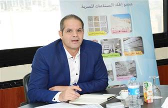 «مواد البناء» تشيد بالقرارات الاقتصادية للحكومة لمواجهة تداعيات كورونا على الصناعة