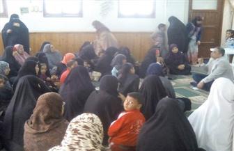 """""""محو الأمية وأثرها على التنمية بمطروح"""" ندوة نظمها مركز الإعلام للسيدات البدويات بالمحافظة"""