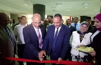 افتتاح عدد من المنشآت الجامعية بكفر الشيخ في الاحتفال الحادي عشر للجامعة.. وتكريم عدد من المتميزين | صور