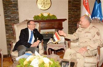 المبعوث الأممي لدعم ليبيا يعود إلى القاهرة ويلتقي الفريق حجازي لاستعراض المستجدات