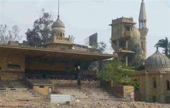 """لتحويله لمسرح مكشوف.. رئيس حي مصر الجديدة  يتابع أعمال تطوير """"المدرج الملكي"""""""