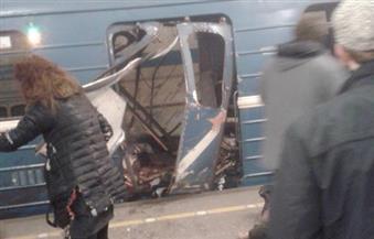 الصحة الروسية: ارتفاع عدد ضحايا تفجير مترو سان بطرسبورج إلى 14 قتيلًا