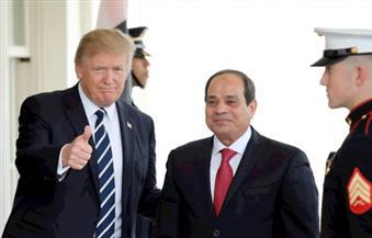 بالفيديو.. قنصل مصر بأمريكا سابقًا: لقاء السيسي وترامب تميز بالحفاوة الشديدة والكيمياء الشخصية