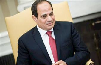 السيسي يستقبل مدير الاستخبارات الوطنية الأمريكية ويؤكد تطلع مصر لتعزيز التعاون مع الولايات المتحدة