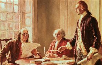"""خبراء بريطانيون: كيف وصلت نسخة نادرة من """"إعلان استقلال أمريكا"""" إلى جنوب إنجلترا؟"""