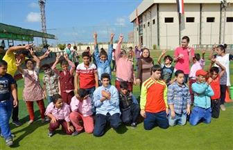 الشباب والرياضة بدمياط  تنظم مهرجان ذوى الاحتياجات الخاصة خلال الصيف