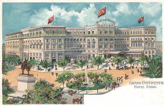 """""""بوابة الأهرام"""" تفتح ملف الفنادق التاريخية بمصر.. أين ذهبت كنوز شيبرد؟.. ومن وراء تدمير كونتيننتال الأوبرا؟"""