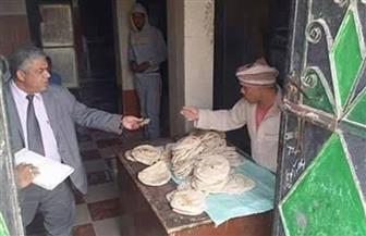 حملات متنوعة على المخابز ومخالفات البناء بأحياء شرق القاهرة