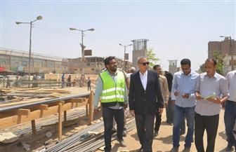 محافظ قنا يتفقد عددًا من المشروعات الخدمية بمدينة قوص | صور