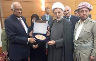 وفد البرلمان المصري يتبادل المباحثات مع نظيره العراقي في بنجلاديش