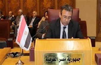 مساعد وزير الخارجية للشئون العربية يلتقي المبعوث الأمريكي الخاص إلى ليبيا