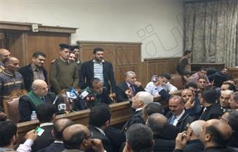 جنايات المنصورة تؤجل قرارها في قضية مغتصب رضيعة بلقاس إلى جلسة 2 مايو