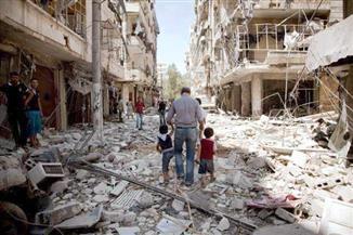 اجتماع لفصائل المعارضة الجنوب سورية لتثبيت وقف إطلاق النار