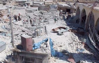 مصر تُدين بأشد العبارات القصف العشوائي في مدينة إدلب السورية