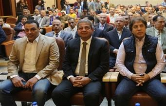 وزير الرياضة يُطالب المحافظين بإبلاغه بالقرى التى تحتاج لمركز شباب