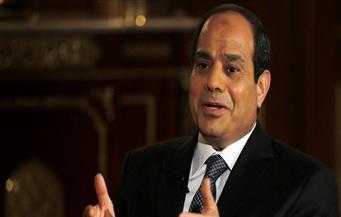 السيسي يعرب عن تطلعه لمواصلة العمل على تنمية أواصر التعاون بين مصر والولايات المتحدة على جميع الأصعدة