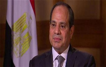 السيسي: دول الخليج أشقاء وليسوا مجرد جيران.. وأمنهم جزء لا يتجزأ من الأمن القومي المصري