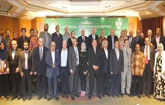أندونسيا تدعو رجال الأعمال بالقاهرة للمشاركة بمعرض الصناعات اليدوية بجاكرتا