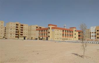 مجمع مدارس بمشروع إسكان دهشور على مساحة 18 ألف متر