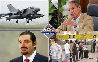 السودان يفرض تأشيرة دخول للمصريين.. منتحر في محطة وقود.. مطار الشعيرات يعود للعمل.. بنشرة منتصف الليل