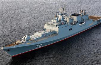 الفرقاطة الروسية جريجوروفيتش تتوجه إلى سوريا