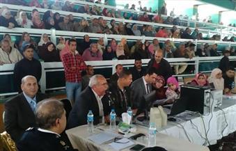 بالصور.. فوز1450 مواطنًا بقرعة الحج لمديرية أمن الإسكندرية لعام 2017