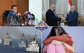 مفاجأة الكيماوي.. تحرك أسطول إيران.. شروط حماس.. استياء تذكرة المترو.. الطفل المُغتِصب بنشرة الثالثة