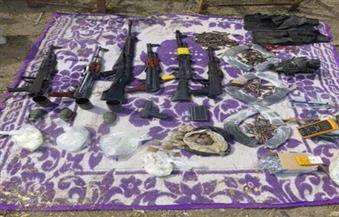 """الداخلية تعلن تفاصيل مقتل وسقوط عناصر من جماعة """"حسم"""" التابعة للإخوان بـ3 محافظات.. وضبط أسلحة ومتفجرات"""
