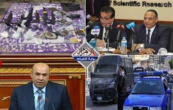 """مصر أولى بولادها..اختفاء عروس..مقتل عناصر من """"حسم""""..وفاة دحبور..100مليار للطبقات القادرة بنشرة التاسعة"""