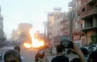 استشهاد 13 وإصابة 42 في انفجار كنيسة مار جرجس بطنطا