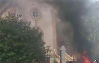 """""""الإصلاح والنهضة"""" يدين تفجير كنيسة مار جرجس"""