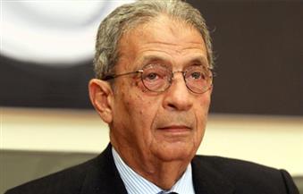 """عمرو موسى: من الصعب إصلاح """"مجلس الأمن"""" الذي أخفق في حفظ السلم والأمن الدوليين"""