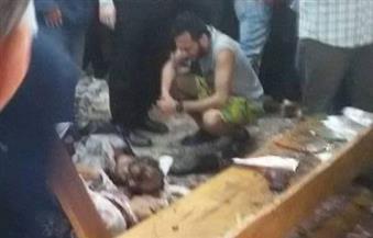 الصحة: ارتفاع حالات الوفاة في انفجار كنيسة طنطا لـ 25 و78 مصابًا.. وخروج 22 بعد تلقي العلاج