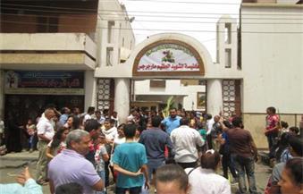"""في 3 أيام.. القوات المسلحة تنهي أعمال ترميم الكنيسة """"المرقسية"""" بالإسكندرية"""
