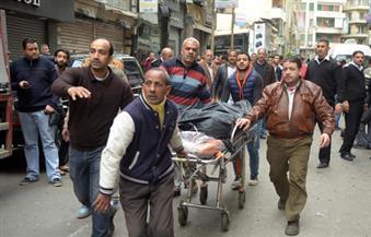 ساعات قليلة بين التهنئة بالعيد وتلقي العزاء في ضحايا الإرهاب