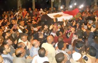 إطلاق اسم الشهيد محمود مصطفى على طريق قرية المغاربة بسوهاج
