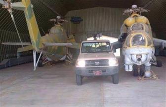 """الجيش الليبي يوضح حقيقة سيطرة قوات المعارضة التشادية على قاعدة """"الخويمات"""" الجوية"""